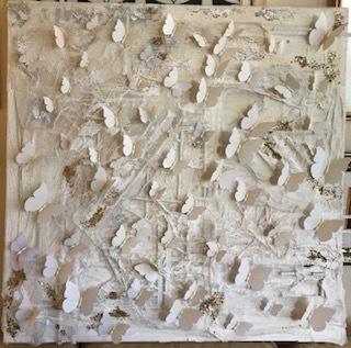 Laila Shawa, 'Return of the Souls - Diptych', 2015, Janet Rady Fine Art