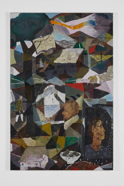 , 'Precious Stones,' 2017, Josh Lilley