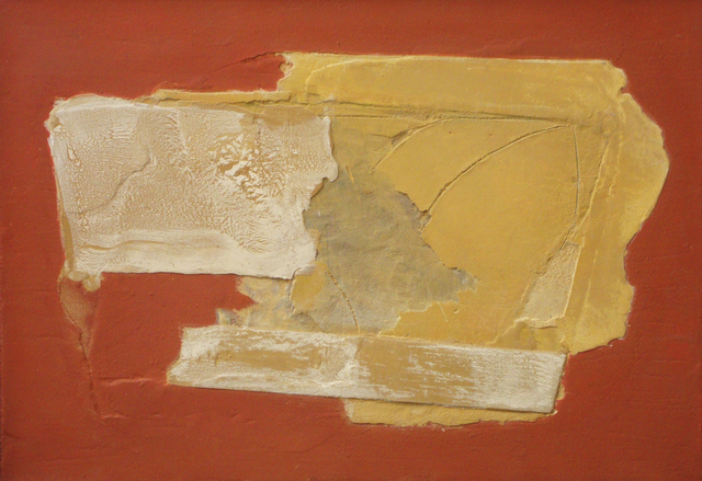, 'Composition in Red and Yellow,' 2014, Beatriz Esguerra Art