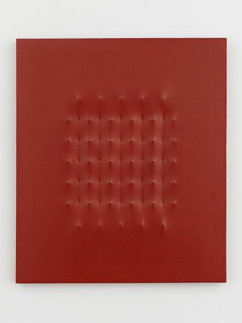 , 'Superficie rossa,' 1964, Lévy Gorvy