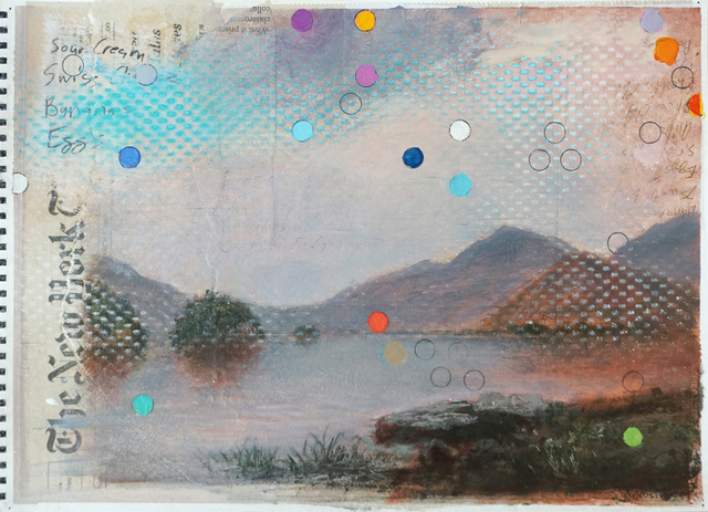 , 'Out of Paradise: After Kensett,' 2018, Nohra Haime Gallery