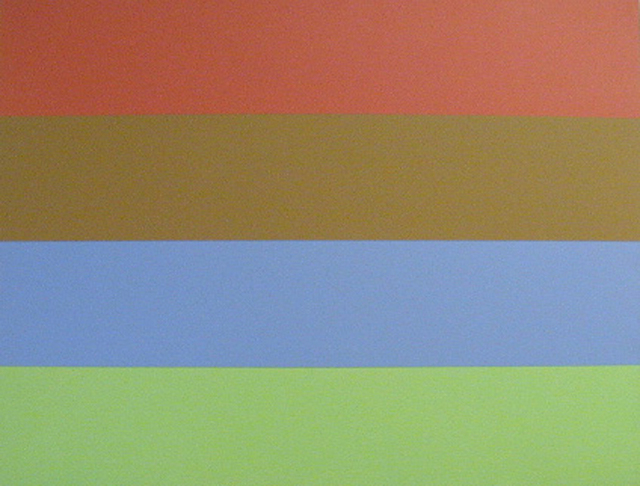 Yves Gaucher, 'Rouge, ocre, bleu, vert', Winchester Galleries