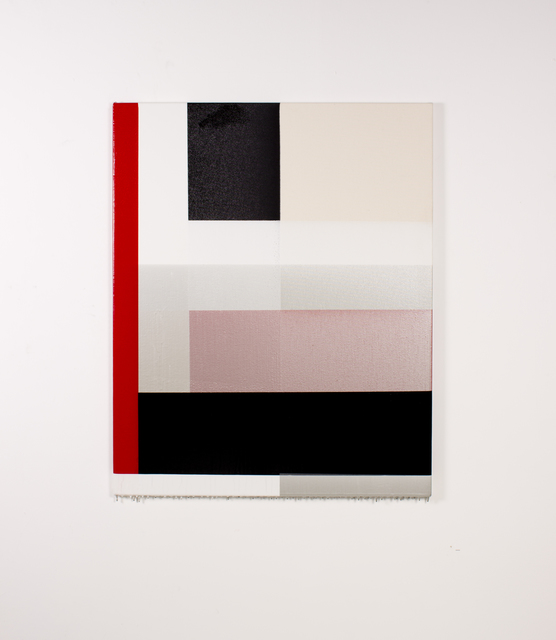 , '#Dipped1431 (Block),' 2014, V1 Gallery