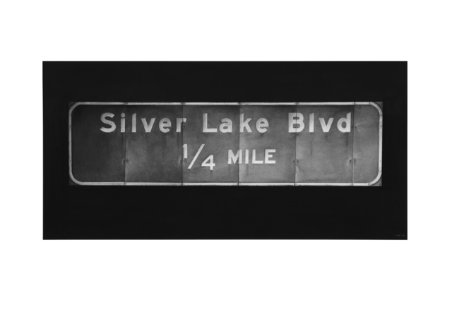 , 'Silver Lake Blvd,' 2018, KP Projects