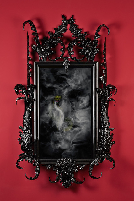 , 'Black Mirror 'Nothing More Certain',' 2016, Gary Tatintsian Gallery