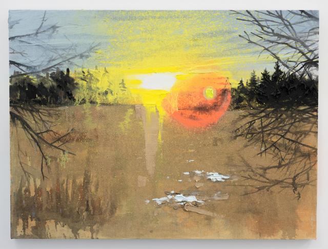 , 'The End #2,' 2015, Galerie Antoine Ertaskiran