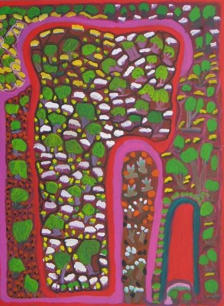 , 'Wayampajarti,' 2005, Rebecca Hossack Art Gallery