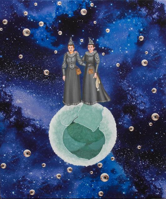 , 'Mitochondrial Muses,' 2014, Koplin Del Rio