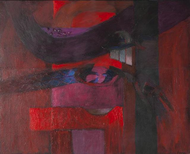 , 'Ceremónia,' 2013, Durban Segnini Gallery