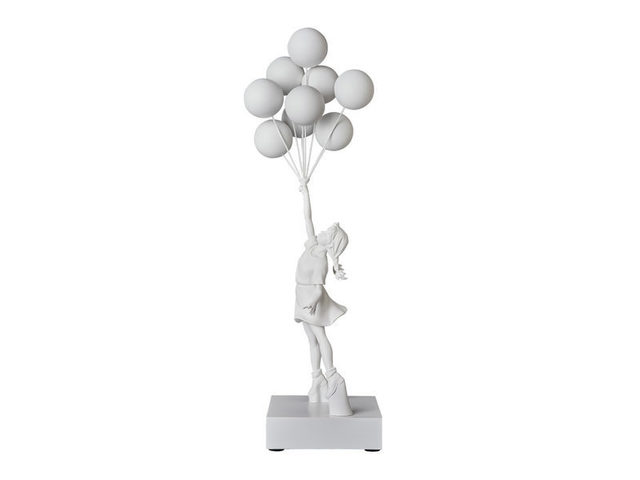 Banksy, 'Flying Balloon Girl - Sync x Brandalism', 2018, Smith Andersen North