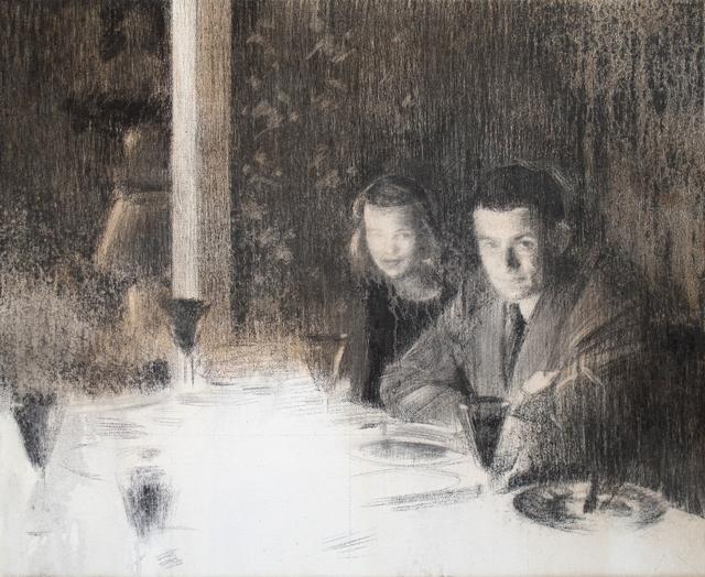 , 'Luz silenciosa,' 2017, Anquins Galeria
