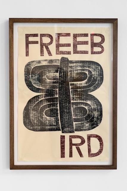 , 'Freebird,' 2018, Gallery 16