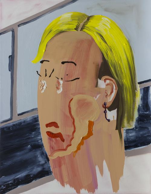, 'Makeup Bus Commute,' 2015, Edwina Corlette Gallery