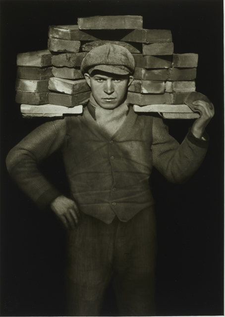 , 'Handlanger,' 1928, Galerie Julian Sander
