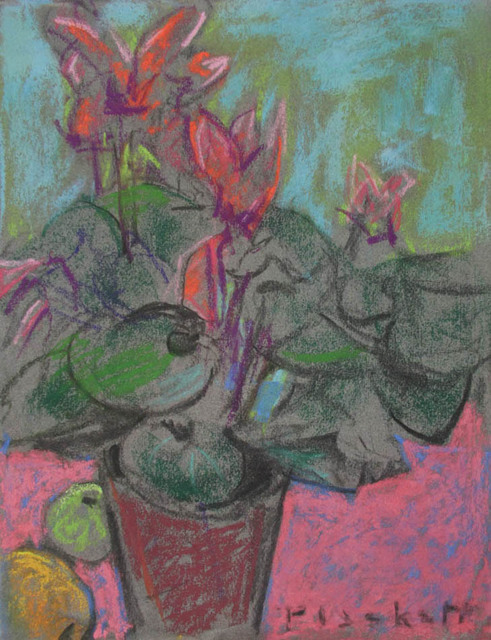 , 'Untitled (Still Life with Cyclamen and Fruit IV),' ca. 2000, Gallery 78