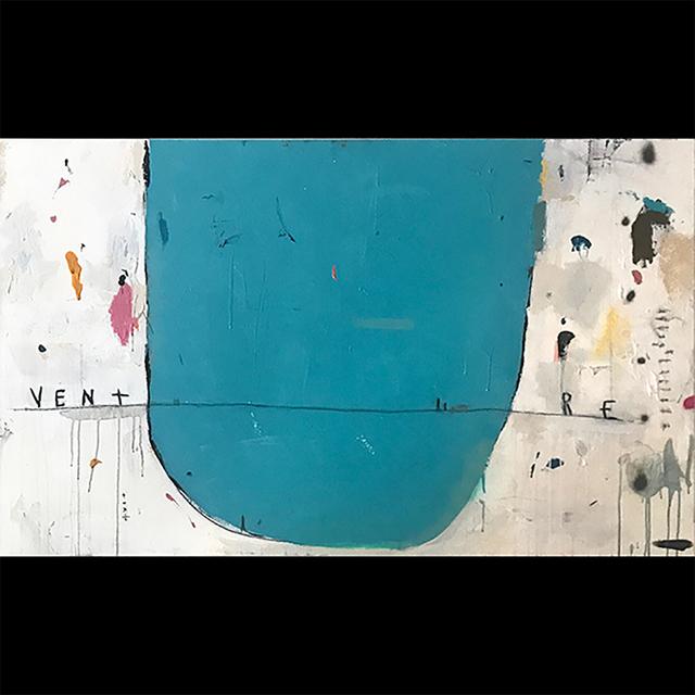 , 'U,' 2017, Bruce Lurie Gallery