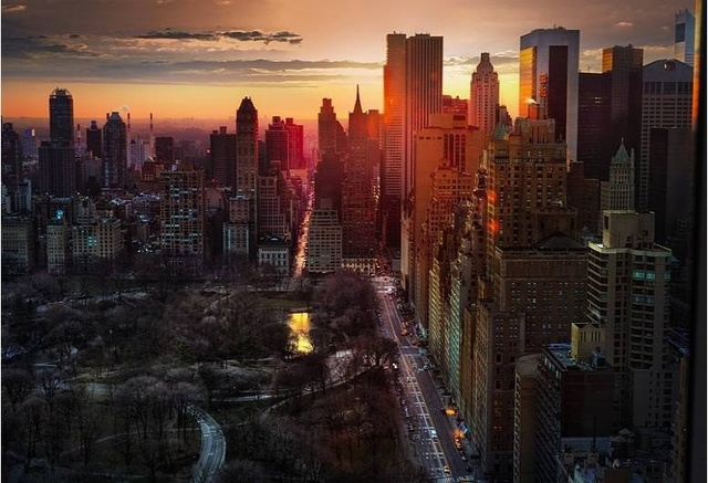 David Drebin, 'High Rise NYC', Art Angels