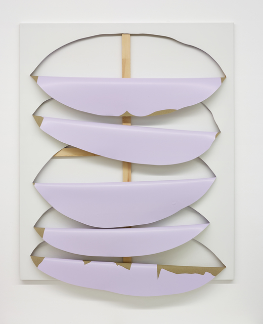 Huseyin Sami, 'Untitled (Purple)', 2018, Taubert Contemporary