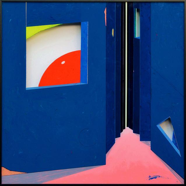 , 'Folded dimension,' 2016, Galerie Liusa Wang