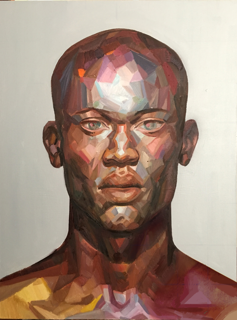 , 'faceted #2 ,' 2019, 99 Loop Gallery