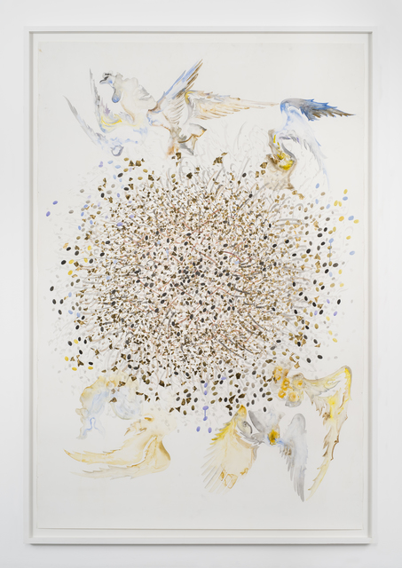 , 'Seraph ,' 2016, Pilar Corrias Gallery