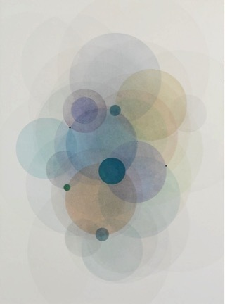 , 'Day Map 91714,' 2015, Joseph Gross Gallery