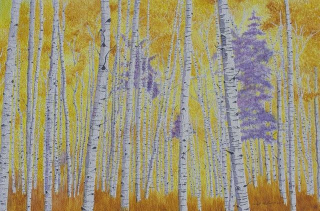 , 'Aspen Glow,' , Sparrow Gallery
