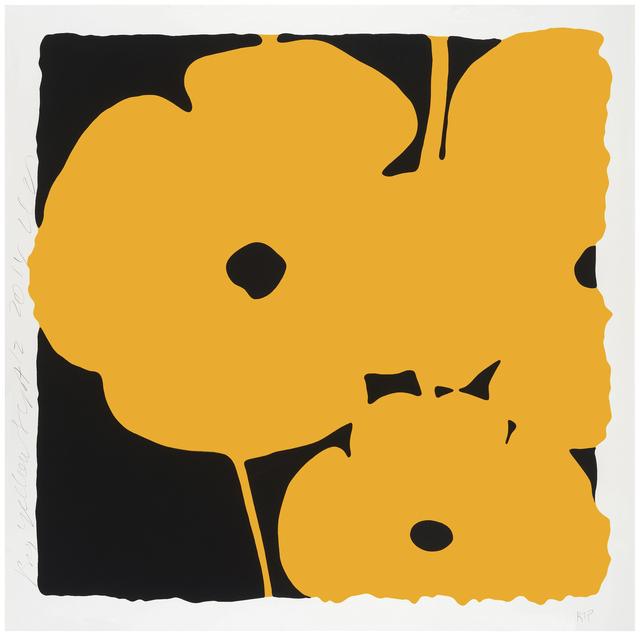 , 'Big Yellow, Sept 12,' 2014, Newzones