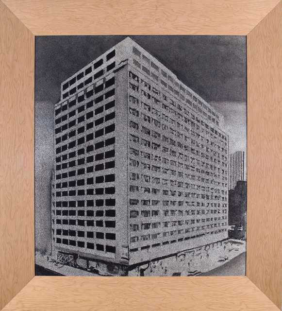 , 'New Housing,' 1964, Hammer Museum