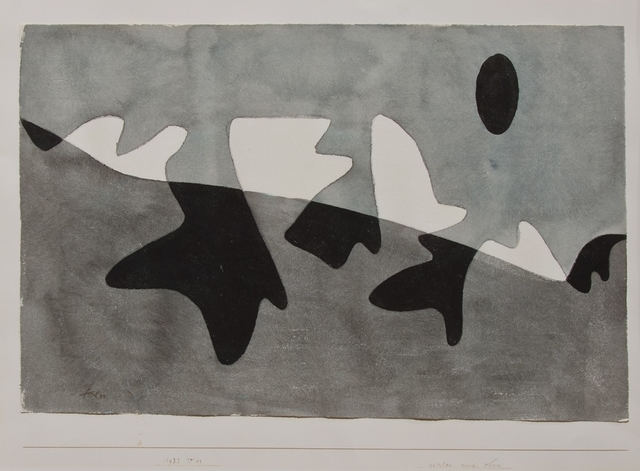 , 'Below and Above,' 1932, Galerie Thomas