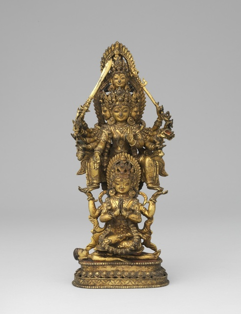 , 'Siddha Lakshmi,' 17th century , Rubin Museum of Art