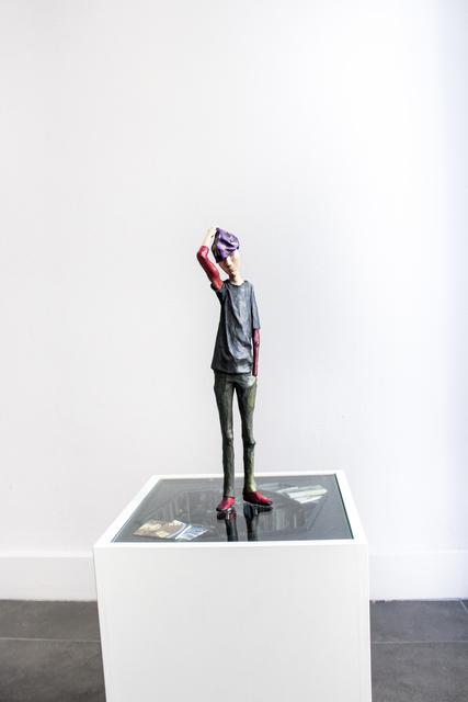 , 'Inside,' 2017, Primae Noctis Gallery