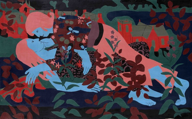 , 'Ballad(e),' 1970, Tatha Gallery