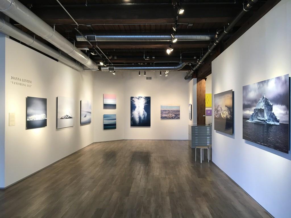 Photographs on aluminum by Joanna Lentini
