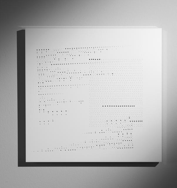 , 'Due testi,' 2013, A arte Invernizzi