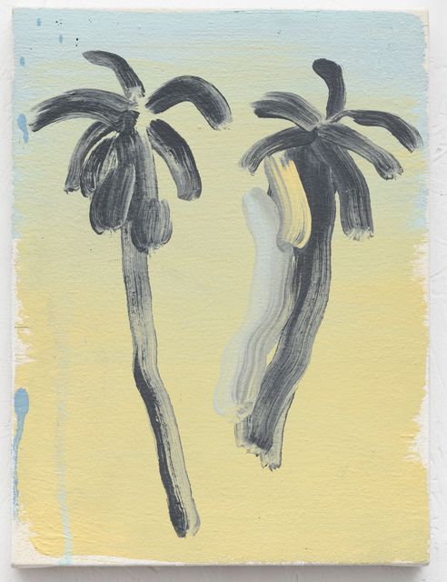 , 'Palms,' 2018, Samuel Freeman