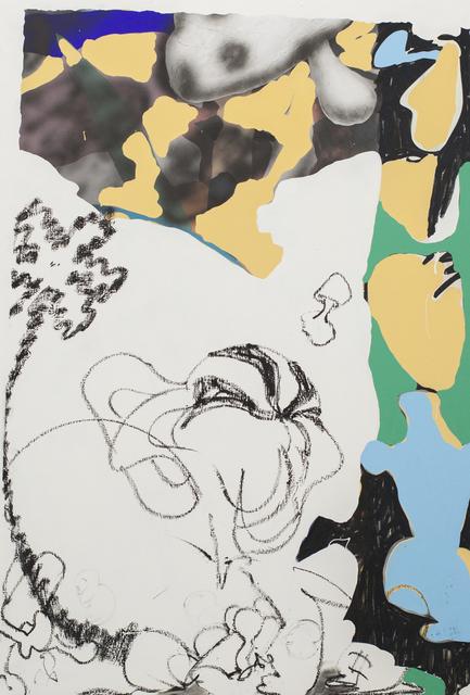 , 'Angry stompin,' 2017, Ruttkowski;68