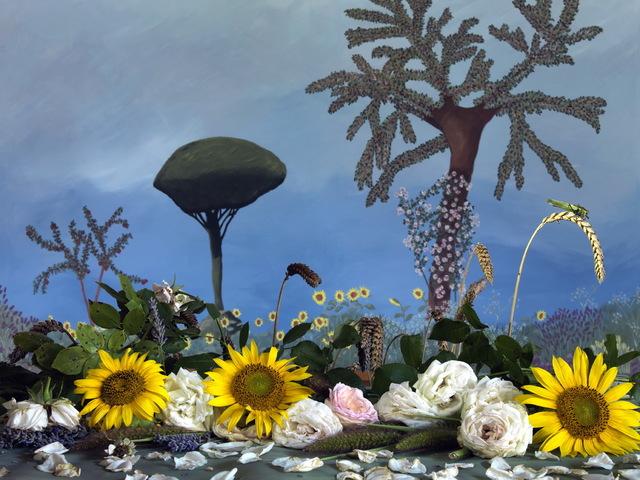 , 'Les tournesols,' 2019, Galerie XII