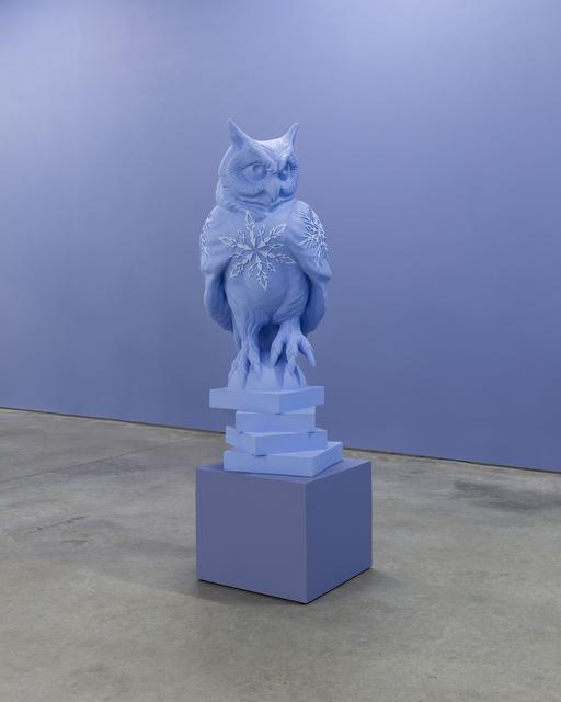 Sandy Skoglund, 'Owl # 3', 2017, RYAN LEE