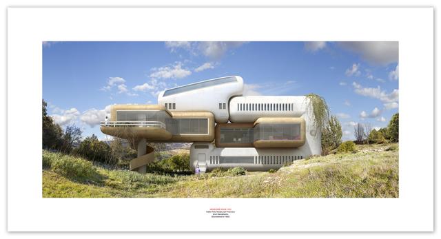 , 'Madeleine´s House,' 2017, Taubert Contemporary