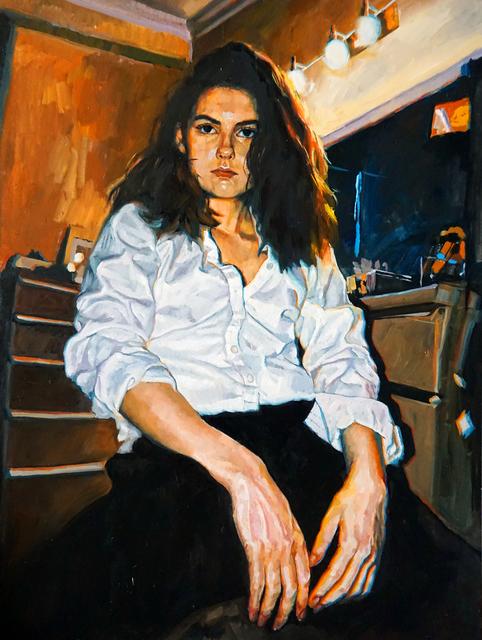 , 'Barbara,' , GALLERI RAMFJORD