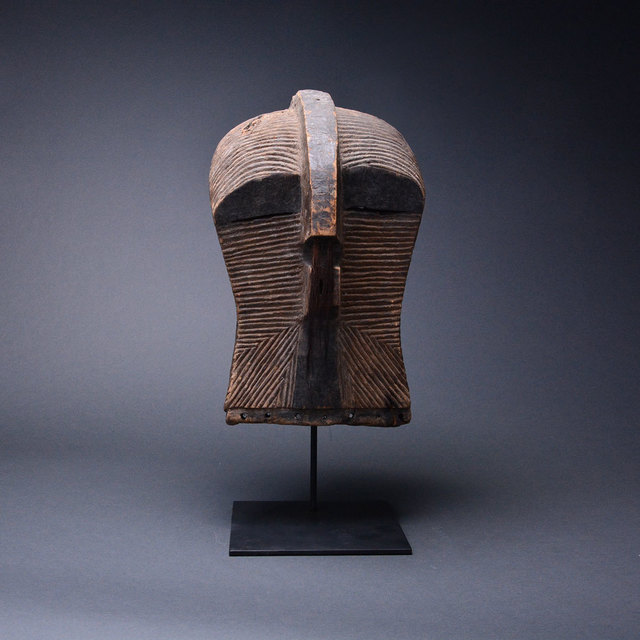 Unknown African, 'Songye Wooden Kifwebe Mask', 20th Century AD, Barakat Gallery