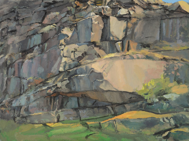 , 'Rockport Quarry 8 Sept 2017,' 2017, Gallery NAGA