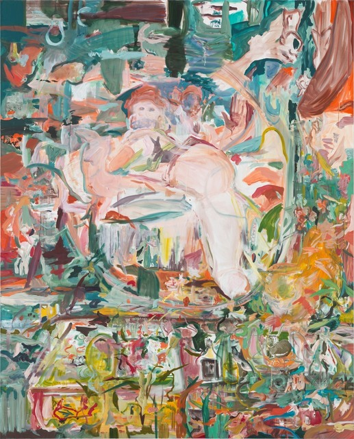 , 'No You for Me,' 2013, Gagosian