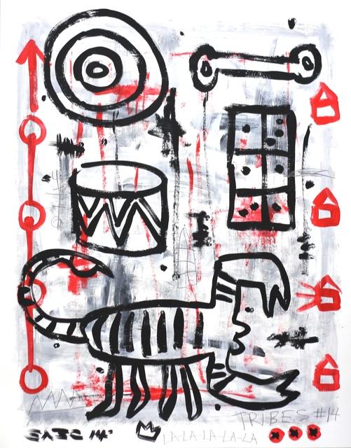 , 'Scorpio,' 2014, Artspace Warehouse
