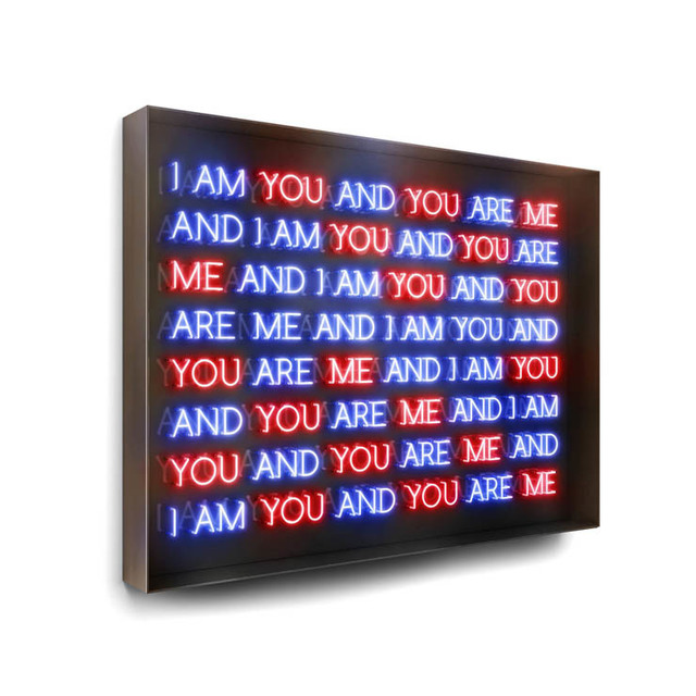 David Drebin, 'I Am You And You Are Me', 2015, Isabella Garrucho Fine Art