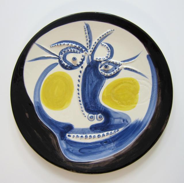 Pablo Picasso, 'Face', 1960, Albert Merola Gallery