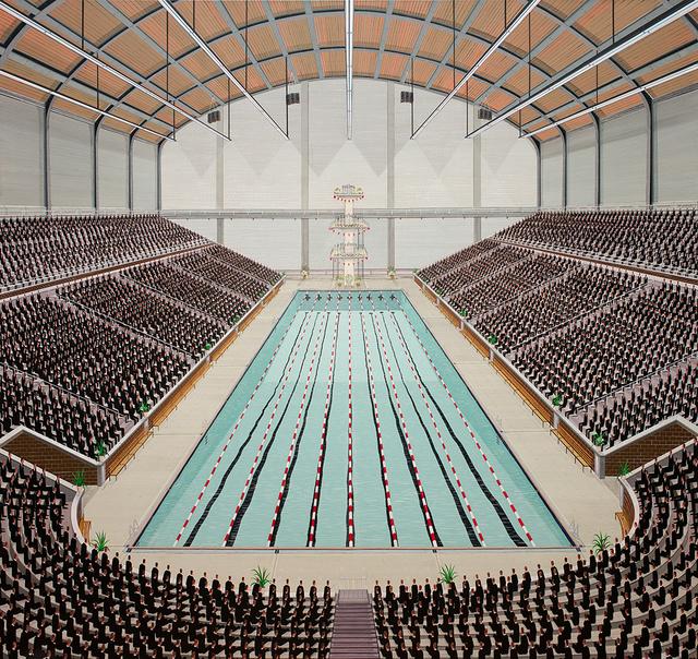 , 'Broadcast,' 2014, Josh Lilley