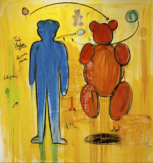 , 'Ted & Teddy,' 2011, Galerie Ariel Sibony