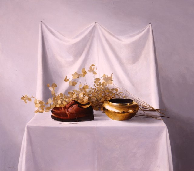 , 'The Golden Bowl,' 2016, Portal Painters